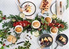 christmas is coming- le roi de la table photo et stylisme pour la grande épicerie du bon marché paris