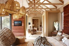 Contemporary capital cool meets African authenticity! The Olive Exclusive, boutique hotel, Windhoek, Namibia