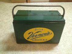 Vintage Cooler   eBay