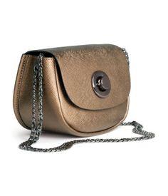 Kleine Handtasche   Bronze   Damen   H&M DE