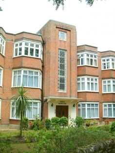 Grove Mansions on East Cliff,