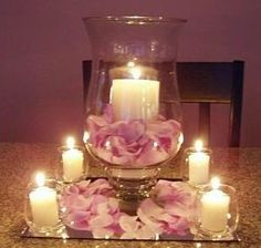 Event Filled Memories!: Inexpensive Centerpiece Designs