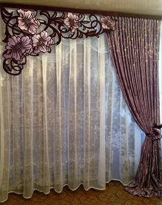 Do you want to make modern curtains? If so, you need to know the best modern curtain design. Modern curtain design is one of the best ways you can choose when you want to make the best curtain for your… Continue Reading → Modern Curtains, Curtain Decor, Curtains Living Room, Window Decor, Curtains, Drapes Curtains, Luxury Curtains, Home Curtains, Curtain Designs