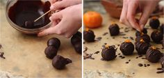 » Mandarin Chocolate Truffles Against All Grain – Award Winning Gluten Free Paleo Recipes to Eat Well & Feel Great