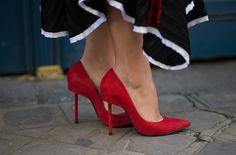 ¡Inspiración total! Los zapatos para obsesionarte