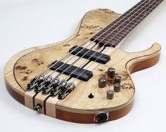Ibanez BTB845SC 5-String Workshop Bass Guitar