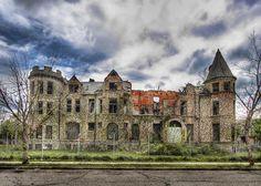 The James Scott Mansion, Detroit