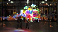 Etienne Rey Sculpts Light and Space