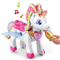 VTech Magical Unicorn Smart Friends Go Go Twinkle Playset Kids Girls Toddler New #VTech