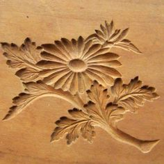 菊 花 Chrysanthemum http://www.etsy.com/listing/156896247/vintage-japanese-kashigata-mold-double #flower #art #crafts #shopping