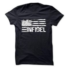 INFIDEL USA - #vintage tshirt #tshirt painting. BUY-TODAY => https://www.sunfrog.com/LifeStyle/INFIDEL-USA-64241152-Guys.html?68278