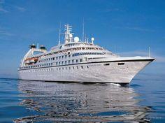 SEABOURN SPIRIT, type:Passenger (Cruise) Ship, built:1989, GT:9975, http://www.vesselfinder.com/vessels/SEABOURN-SPIRIT-IMO-8807997-MMSI-311083000