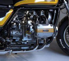 Honda GL1000 Goldwing