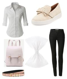 """Light"" by loren-aah-whitehead on Polyvore featuring Sandro, LE3NO and Michael Kors"