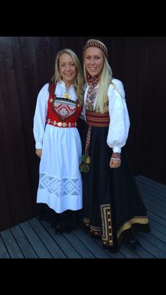 B Medieval Dress, Traditional Dresses, Norway, Scandinavian, Ethnic, Costumes, Dolls, Beauty, Style
