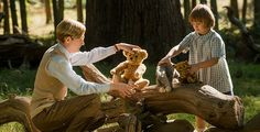 Get To Know A.A. Milne & His Family When Goodbye Christopher Robin Arrives