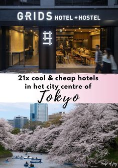 Going to Tokyo for a city trip and looking for travel tips on a budget? Read: cool and cheap hotels in the city centre of Tokyo Budget Travel, Travel Tips, North Europe, England Fashion, Travel England, Cheap Hotels, City Break, Tokyo Japan, Hostel