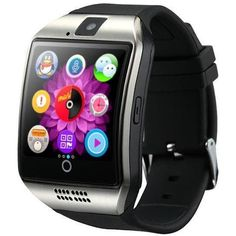 Cheap smart watch, Buy Quality smartwatch for android directly from China bluetooth smartwatch Suppliers: Passometer Smart watch with Touch Screen camera TF card Bluetooth smartwatch for Android IOS Phone App Iphone, Ios Phone, Android Phones, Android Wear, Fitness Tracker, Watch For Iphone, Camera Watch, Smartphone, Men's Watches