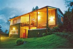 #WindermereEstate in #Munnar #Kerala offers beautifully designed #villas that almost seem camouflaged in the #lushgreen! #RareIndia   #Explore More: http://bit.ly/1opB5Qj