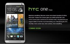 The #HTC One Max is now official. ~ via cybershack.com