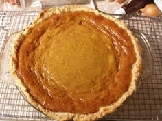 "Candy Roaster (squash) Pie (recipe) - ""This was pretty much the best ""pumpkin"" pie I have ever eaten."""