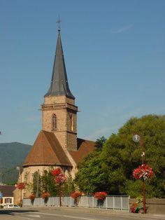 Vieux-Thann - #Alsace