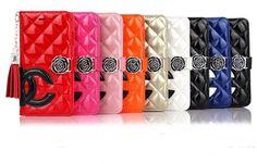 Chanel Lackleder Handyhülle für iPhone 5/6/6 Plus - spitzekarte.com