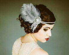 Headband vintage