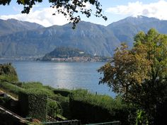 Sept/2015 Lake Como Italy Trip.  The view of Bellagio from Villa Carlotta.  Tremezzo - Beautiful little town, right across from Bellagio. Main attraction is Villa Carlotta with its splendid botanical garden and nice waterfront.