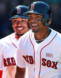 Betts - Bogaerts my two favorite players!!!!