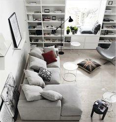 ✮ Living room inspiration by BoConcept