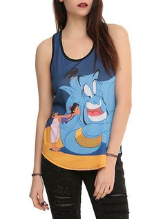 Hot Topic has so many Disney tanks right now and we need them all!