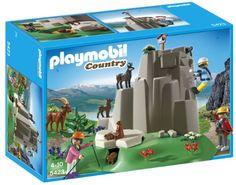 Playmobil  5423 - Scalata in Vetta e Fauna Montana Playmobil http://www.amazon.it/dp/B00A30Z1H4/ref=cm_sw_r_pi_dp_9D5rvb1DF4Y2R