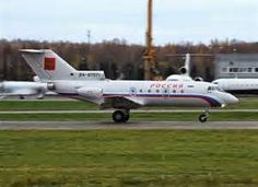 Blog on World of Civil Airplanes : Yakovlev Yak-40 Regional   Jet Airliner