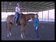 How to Train a Horse to Leg Yield