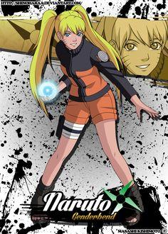 Genderbended Naruto