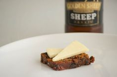Yorkshire, Fruitcake & Cheese - a Yorkshire match made in heaven! Fantastic cheese & drink pairing.