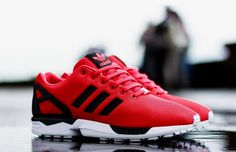 adidas Originals ZX FLUX Red/Black