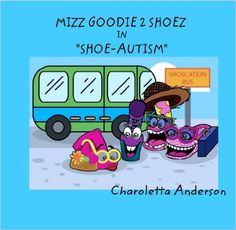 Innovative children's book on autism whose colorful characters teach kids about their peers with autism and uplifts the spirit of children with autism.