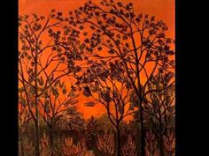Henri Rousseau Henri Rousseau, Post Impressionism, Impressionist, Grandma Moses, Naive Art, Art For Art Sake, Religious Art, Famous Artists, Artist Art