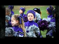 Glen Este 5 and 6 year old cheerleading video 2011 - YouTube