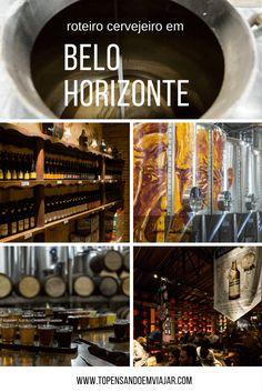 Roteiro cervejeiro passando pelas principais cervejarias de Belo Horizonte, em Minas Gerais, estado conhecido como a Bélgica brasileira.