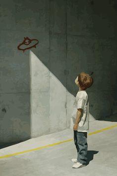 Abduction Graffiti
