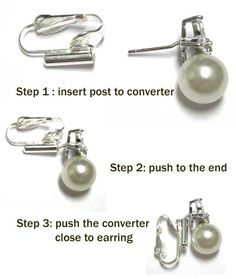 How To Convert Pierced Earrings Clip On If You Wear Have Probably Noticed That There Are More Options For Ears