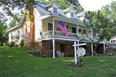Franklin House Bed & Breakfast in Jonesborough, TN