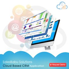 Cloud Methodology enables companies to reduce their In-House IT infrastructure & its Cost.  SalesBabu CRM based on SaaS Platform, which help out SME sector & business to reduce IT infrastructure & Manpower cost and allow them to grow their business with the help of cloud computing.  http://www.salesbabu.com/blog/salesbabu-solution-cloud-based-crm-application/ Base Crm, Cloud Based, Cloud Computing, Clouds, Platform, House, Blog, Business, Home