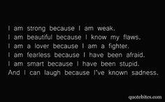 when i am bad i am better | La belle et le bad boy: I am!