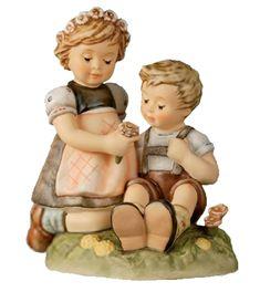 MI Hummel Blumenkinder Hummel Figurine 914