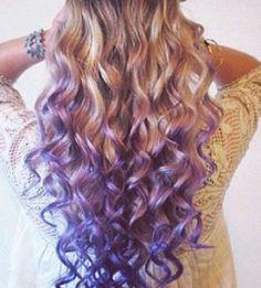 Favorite color...long hair