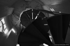Stairs in Black & White Lighthouse, Stairs, Black And White, Photos, Bell Rock Lighthouse, Light House, Stairway, Pictures, Black N White